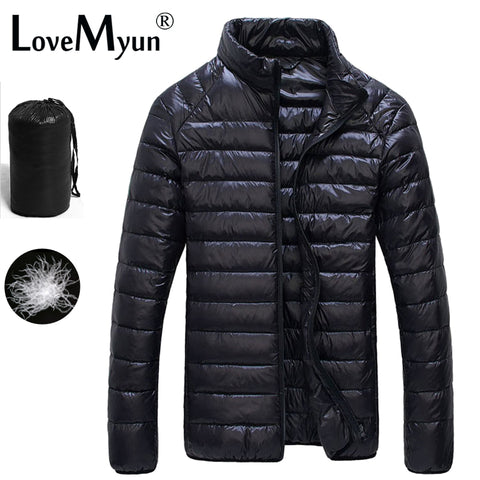 Men's FeatherWeight I Duck Down Jacket,   - Found Lost Outdoors