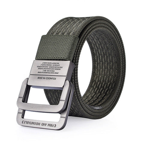 Tactical Army Belt,   - Found Lost Outdoors