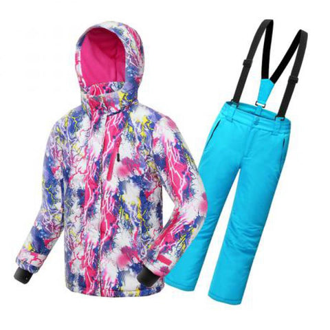 Children's Outdoor Ski Suit Set,  Kids - Found Lost Outdoors