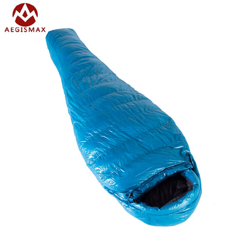 Aegismax M3 Lengthened Mummy Ultralight Sleeping Bag,   - Found Lost Outdoors