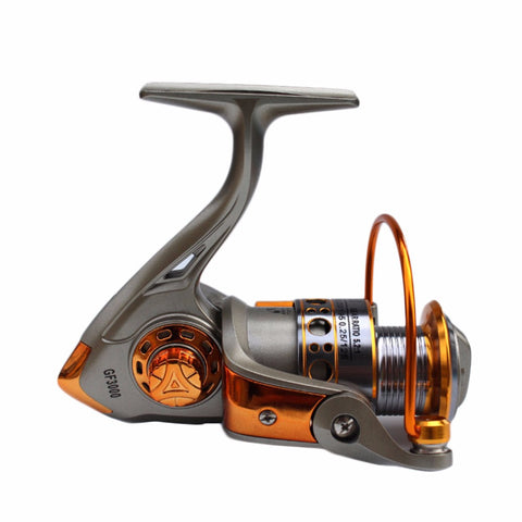 GF 3BB 5.2:1 Spinning Fishing Reel,  Fishing - Found Lost Outdoors