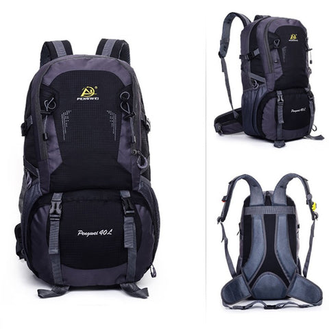 40L Camping Travel Backpack,   - Found Lost Outdoors