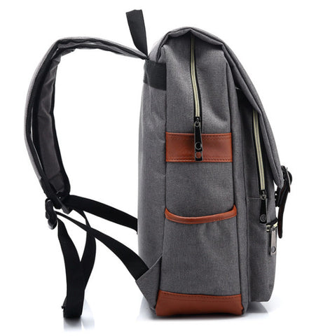 Oxford Computer Laptop or Notebook Backpack,   - Found Lost Outdoors