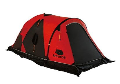 Treerba Lightweight Winter Mountaineering Tent with Snow Skirt,   - Found Lost Outdoors