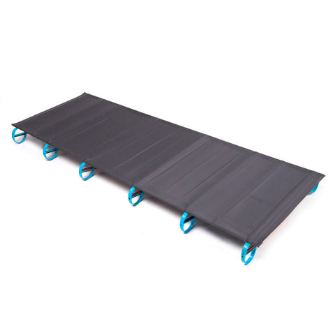 Ultralight Portable Single Folding Camp Cot with Aluminum,   - Found Lost Outdoors
