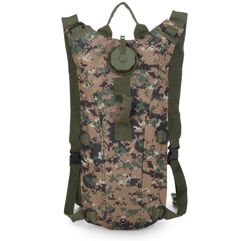 3L Molle Military Tactical Hydration Outdoor Camping Backpack,   - Found Lost Outdoors