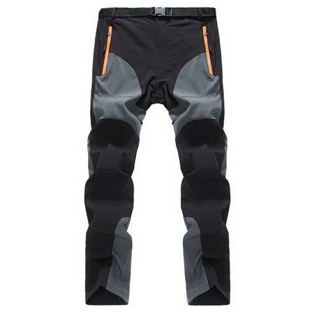 Men's Stretch Hiking and Trekking Pants | Ultra Thin and Breathable,   - Found Lost Outdoors
