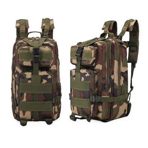 Multi-functional 3P Camouflage Shoulder Bag | 20L-35L,  Accessories - Found Lost Outdoors