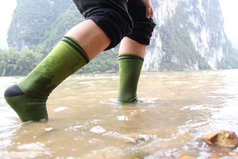 Waterproof Hiking Socks,  Hiking - Found Lost Outdoors