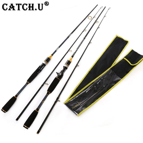 Catch.U | 1.8M Carbon Fiber Fishing Rod,   - Found Lost Outdoors