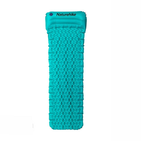 Outdoor Camping Portable Lightweight Air Mattress with Pillow,   - Found Lost Outdoors