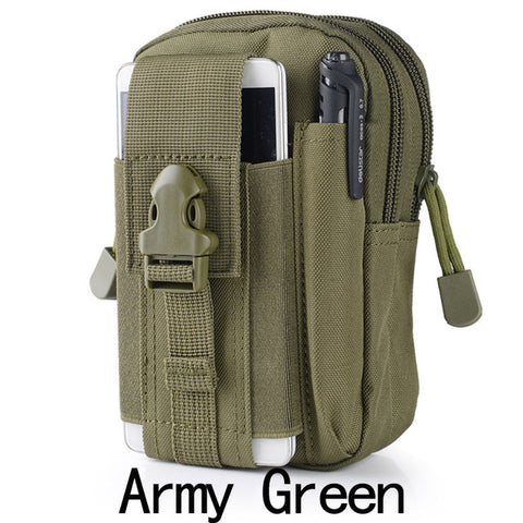 Tactical Waist Bag for Accessory Gear,  Accessories - Found Lost Outdoors