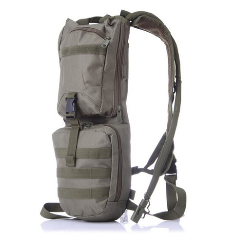 3L Water Water Military Tactical Bag,   - Found Lost Outdoors