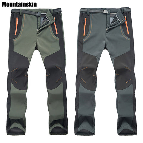 Winter Hiking Pants | Waterproof / Windproof Thermal for Camping Ski Climbing,   - Found Lost Outdoors