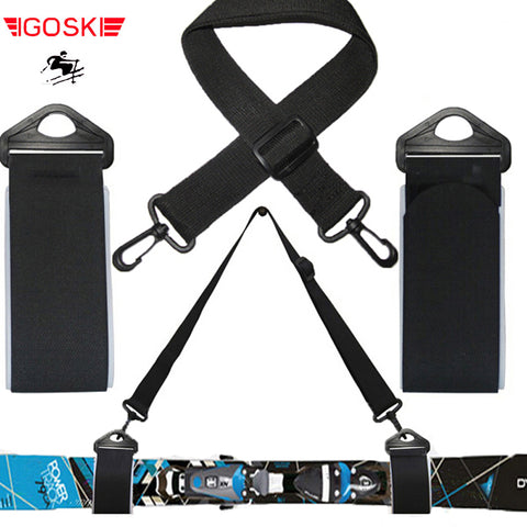 IGOSKI Ski and Snowboard Carrying Strap,   - Found Lost Outdoors