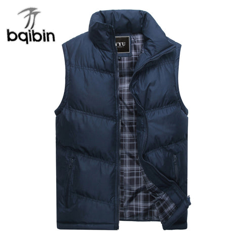 Men's Cotton Padded Autumn Vest,   - Found Lost Outdoors