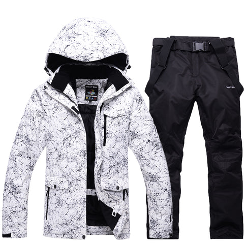 Unisex Newsie III Snowboard Ski Suit | Rated to -30,   - Found Lost Outdoors