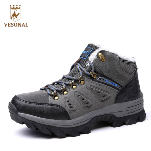 Men's Seasonal V Winter Snow Boots,   - Found Lost Outdoors