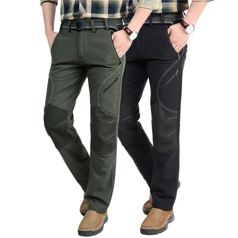 Low Climber Men's Winter Hiking Pants,   - Found Lost Outdoors