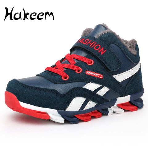 Children's Anti-Slip Winter Sneaker Shoes,  kids shoes - Found Lost Outdoors