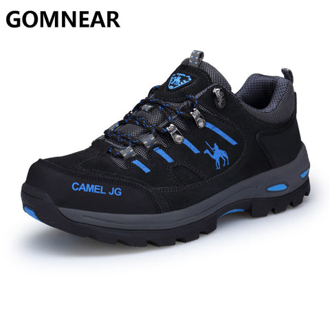 GOMNEAR Men's Hiking Boots,  Hiking - Found Lost Outdoors