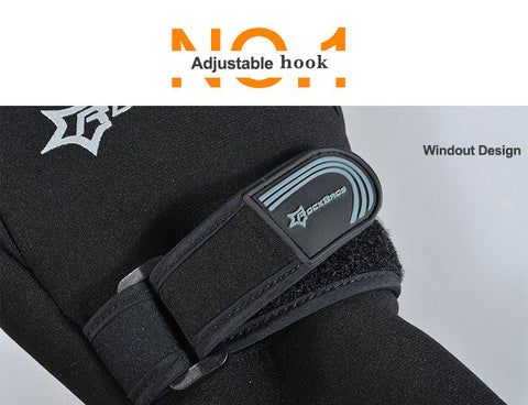 Windproof Outdoor Sports Full Finger Winter Gloves,   - Found Lost Outdoors