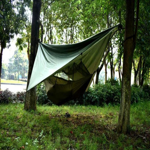 Tent-Hammock Hybrid,   - Found Lost Outdoors
