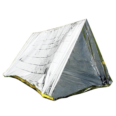 Portable Emergency Camping Blanket,  Survival - Found Lost Outdoors