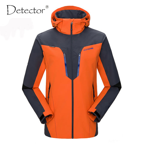 Unisex Trail Detector All-Weather Hiking Jacket | Waterproof Windproof,   - Found Lost Outdoors