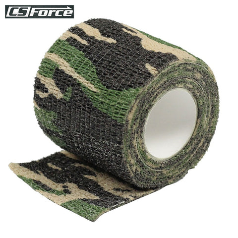 Elastic Stealth Military Waterproof Camouflage Hunting Tape,   - Found Lost Outdoors