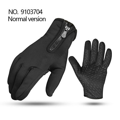 CoolChange - Full Finger Bike Gloves,   - Found Lost Outdoors