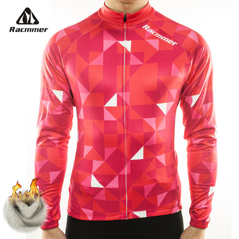 Racmmer - Thermal Long Sleeve Cycling Wear,   - Found Lost Outdoors