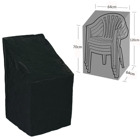Heavy Duty Waterproof Chair Dust and Rain Cover,   - Found Lost Outdoors