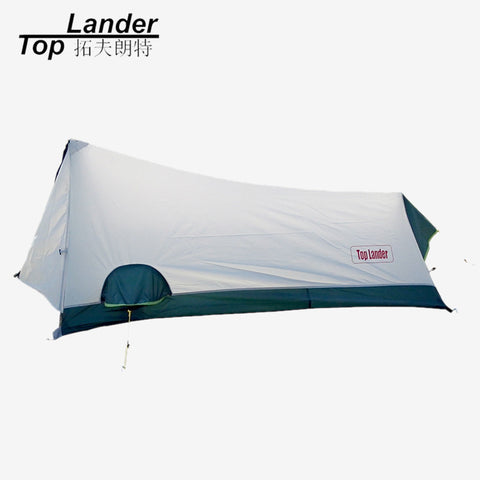 Ultralight Waterproof Portable 4 Season Camping and Leisure Tent,   - Found Lost Outdoors