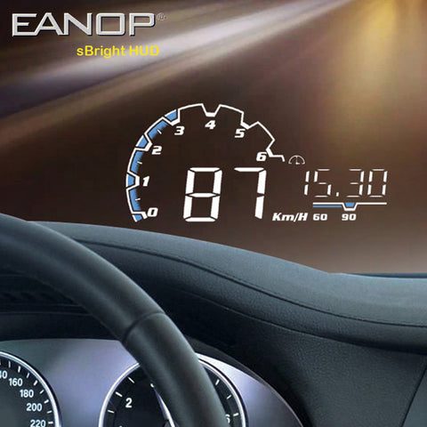 EANOP sBright Car HUD Head up display,   - Found Lost Outdoors