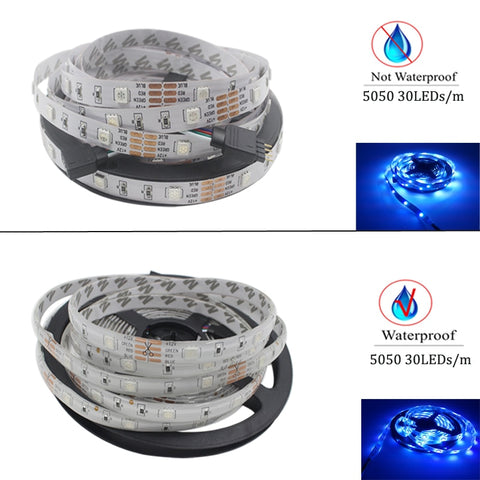 10M  RGB LED Strip 5M 5050 SMD LED Strip Light and Controller Power Adapter Kit,  LED Light - Found Lost Outdoors