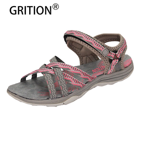 Women's Outdoor Adjustable Open Toe Sandals,   - Found Lost Outdoors