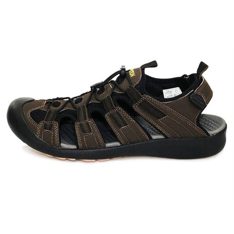 Men's Outdoor Quick Dry Hiking and Trekking Sandals - Large Size,   - Found Lost Outdoors