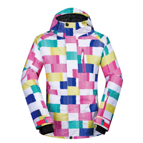 Women's Seamless Super Ski Snowboard Jacket