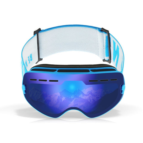 Children Double Lens Ski Goggles Anti-fog for Outdoor Sports Skiing Goggles Snow Snowboard Protective Glasses Eyewear