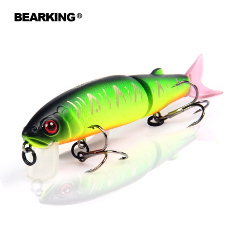 Bearking Jointed Fishing Bait,   - Found Lost Outdoors