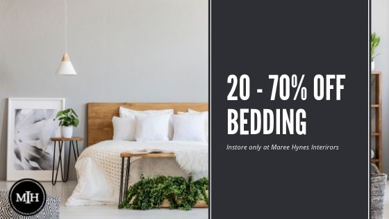20 - 70% OFF your favourite BEDDING!