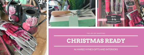 Gifts at Maree Hynes Interiors