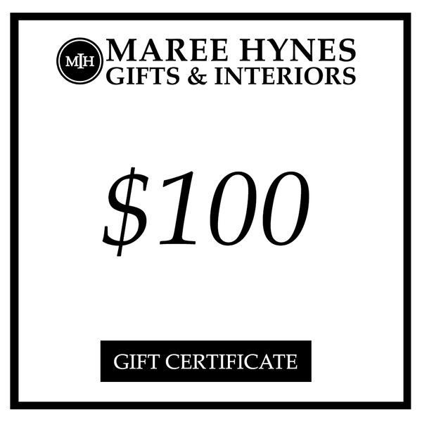 Gift Voucher $100 - Maree Hynes Interiors