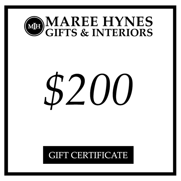 Gift Voucher $200 - Maree Hynes Interiors