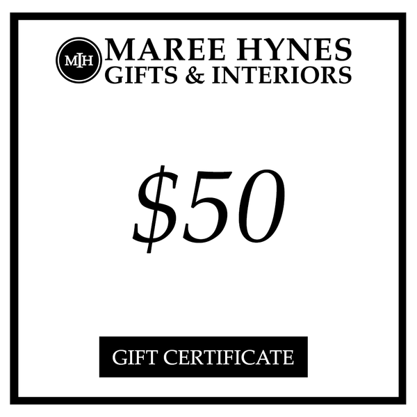 Gift Voucher $50 - Maree Hynes Interiors