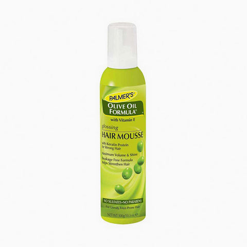 [Palmers] Olive Oil Formula Hair Mousse 10.5Oz - C_Hair Care