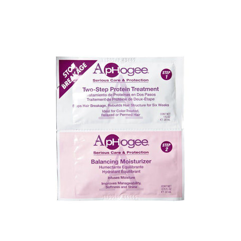 APHOGEE Treatment & Moisturizer PKG