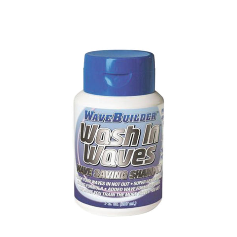 WAVEBUILDER Wash in Waves Wave Saving Shampoo 7oz