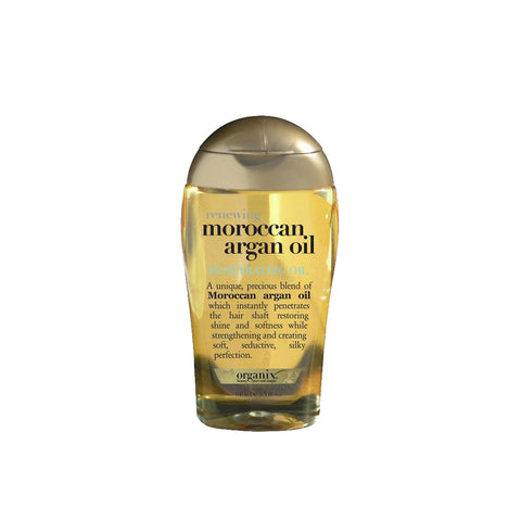 ORGANIX Renewing ARGAN OIL OF MOROCCO Penetrating Oil All Hair Types 3.3oz